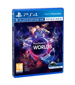 VR Worlds VR PS4