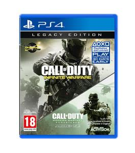Call Of Duty Infinite Warfare: Legacy Edition PS4