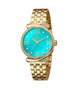 Dici Luxury Ladies Watch Gold Bracelet