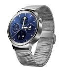 Picture of Huawei W1 Smartwatch Silver Case Mesh Band