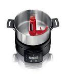 فيليبس  غلاية طبخ بالبخار 1500واط اسود