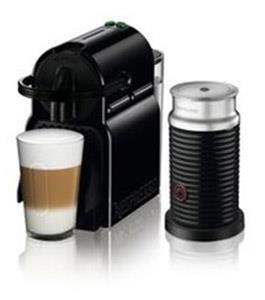 ماكينة نسبريسو صانعة قهوة إنيسيا اسود