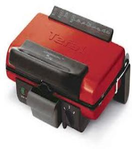 Tefal meat grill barbeque ultra compact 1700 w extra - Grill viande ultra compact tefal ...
